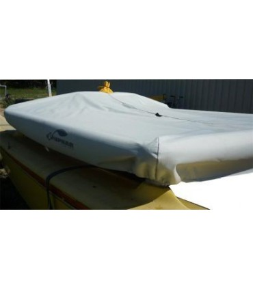 Taud de parking plateforme HC16 Polyester Ripstop enduit PU 270g/m²