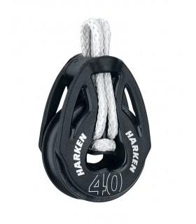 Poulie T2™ 40mm loop carbo