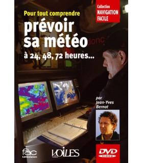 DVD Prévoir la météo marine à 24/48/72H