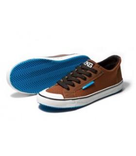 Chaussure de pont ZKG's Marron / Bleu