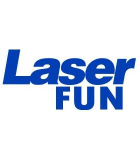 Taud dessus Laser Fun Polyester Ripstop